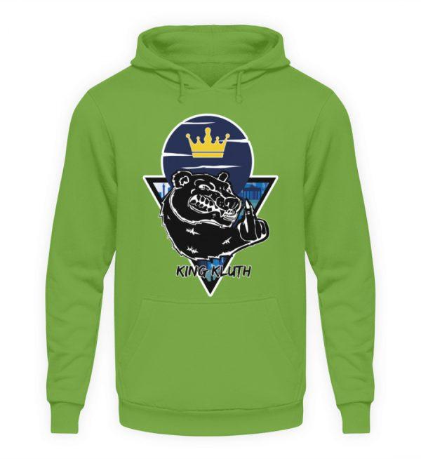 Nickolas Kluth Logo Hoodie - Unisex Kapuzenpullover Hoodie-1646