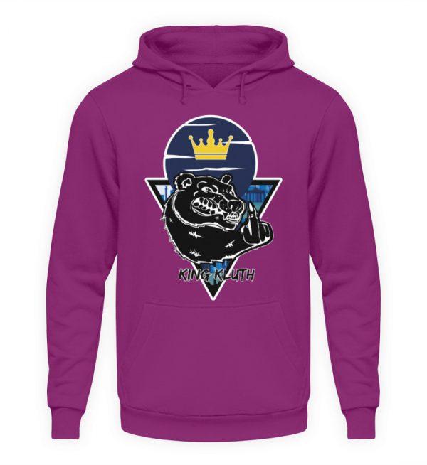Nickolas Kluth Logo Hoodie - Unisex Kapuzenpullover Hoodie-1658
