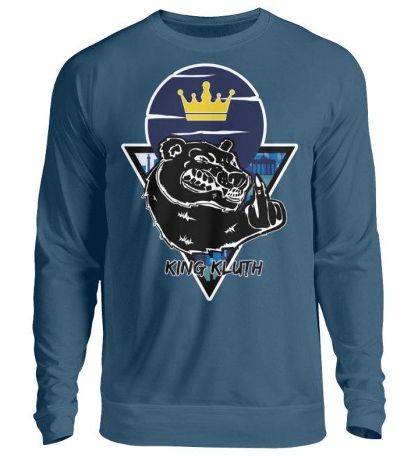 Nickolas Kluth Logo Sweatshirt - Unisex Pullover-1461