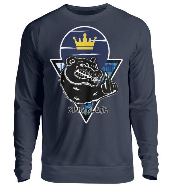 Nickolas Kluth Logo Sweatshirt - Unisex Pullover-1698