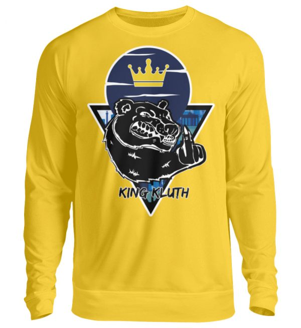Nickolas Kluth Logo Sweatshirt - Unisex Pullover-1774