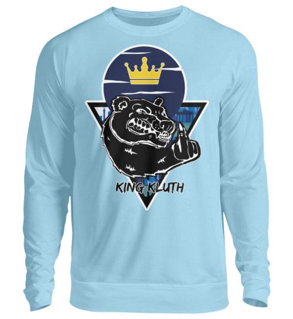 Nickolas Kluth Logo Sweatshirt - Unisex Pullover-674