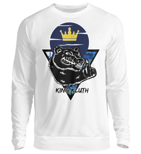 Nickolas Kluth Logo Sweatshirt - Unisex Pullover-1478