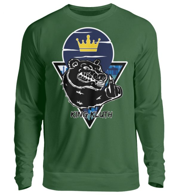 Nickolas Kluth Logo Sweatshirt - Unisex Pullover-833