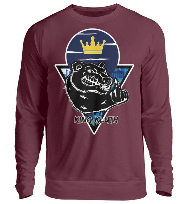 Nickolas Kluth Logo Sweatshirt - Unisex Pullover-839