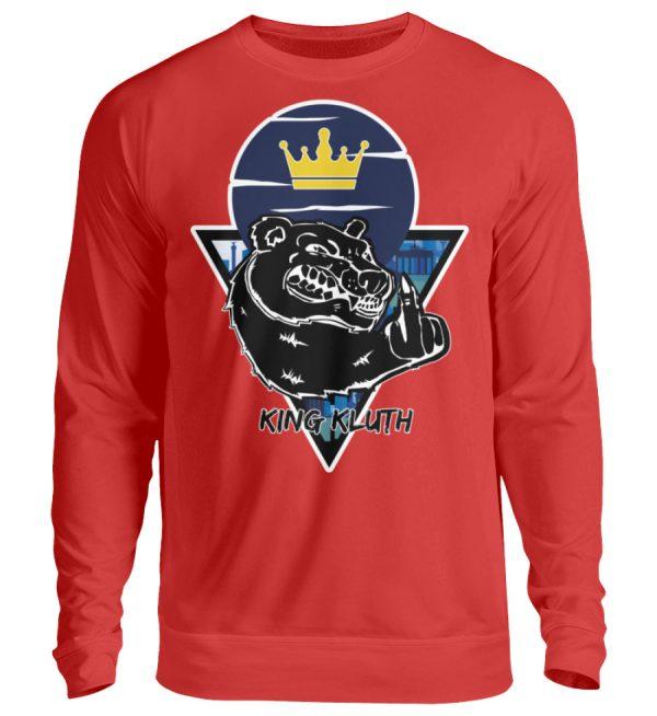 Nickolas Kluth Logo Sweatshirt - Unisex Pullover-1565