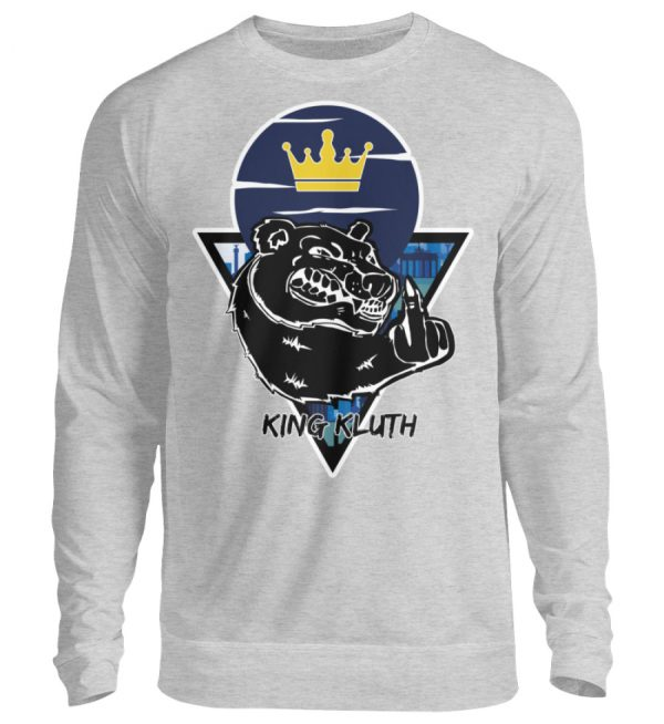 Nickolas Kluth Logo Sweatshirt - Unisex Pullover-17