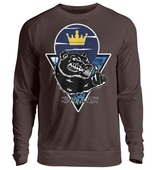 Nickolas Kluth Logo Sweatshirt - Unisex Pullover-1604