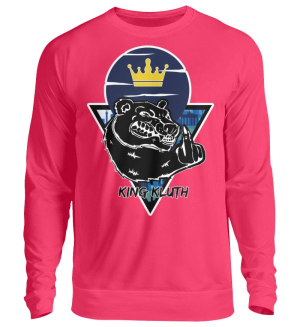 Nickolas Kluth Logo Sweatshirt - Unisex Pullover-1610