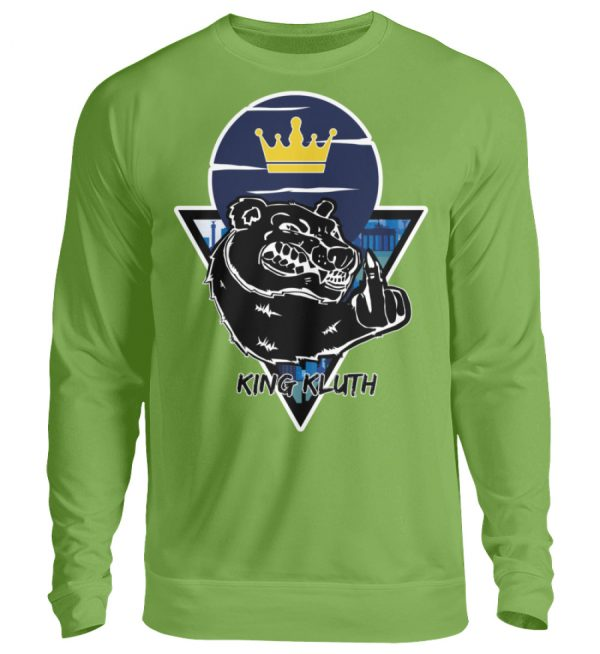 Nickolas Kluth Logo Sweatshirt - Unisex Pullover-1646