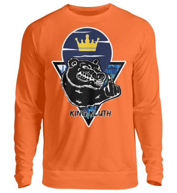 Nickolas Kluth Logo Sweatshirt - Unisex Pullover-1692
