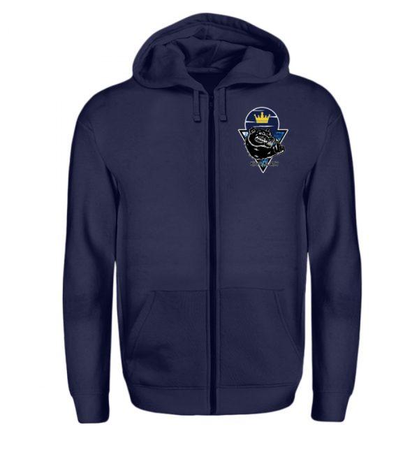 Nickolas Kluth Logo Zipper - Zip-Hoodie-198