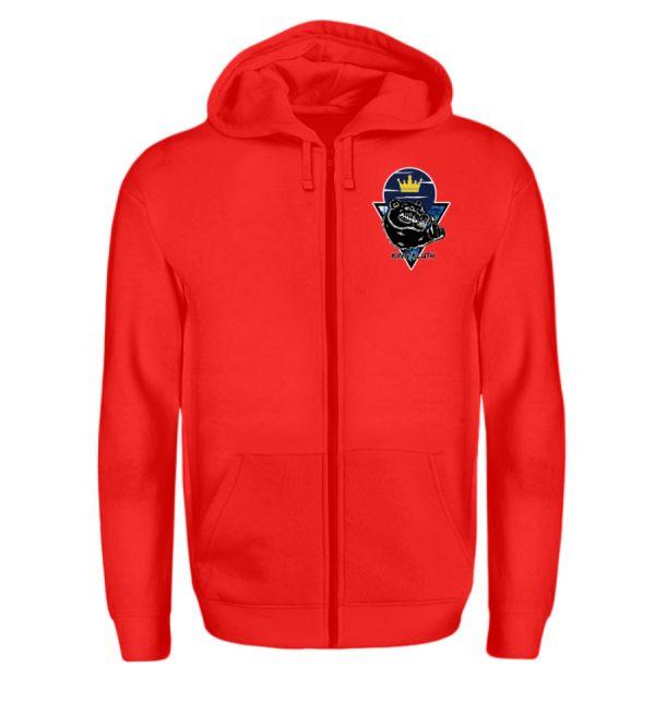 Nickolas Kluth Logo Zipper - Zip-Hoodie-5761