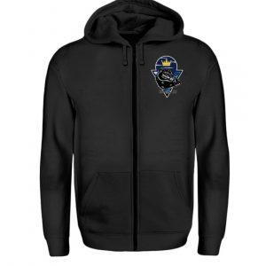 Nickolas Kluth Logo Zipper - Zip-Hoodie-16
