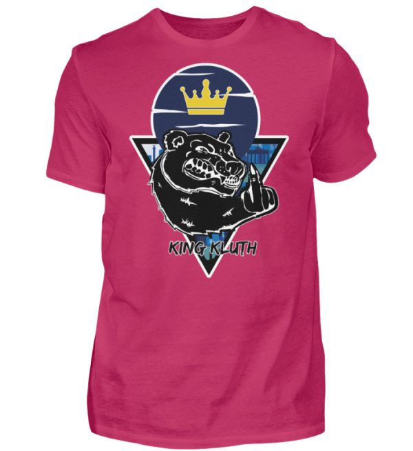 Nickolas Kluth Logo Shirt - Herren Shirt-1216