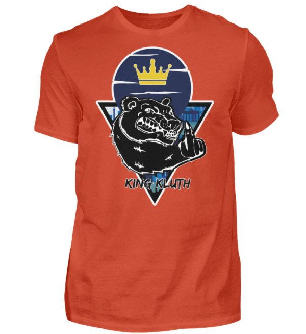 Nickolas Kluth Logo Shirt - Herren Shirt-1236