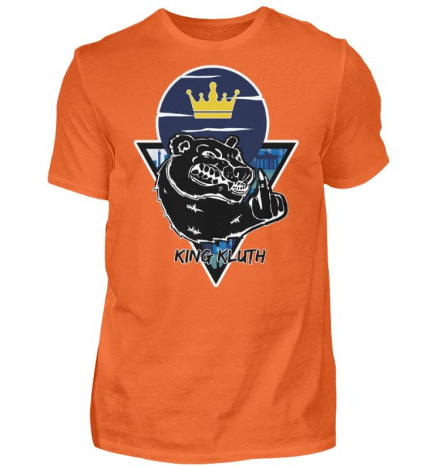 Nickolas Kluth Logo Shirt - Herren Shirt-1692