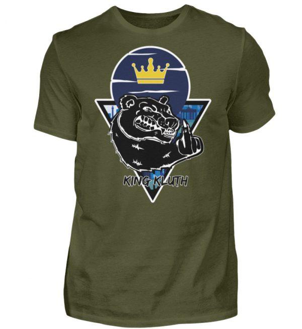 Nickolas Kluth Logo Shirt - Herren Shirt-1109