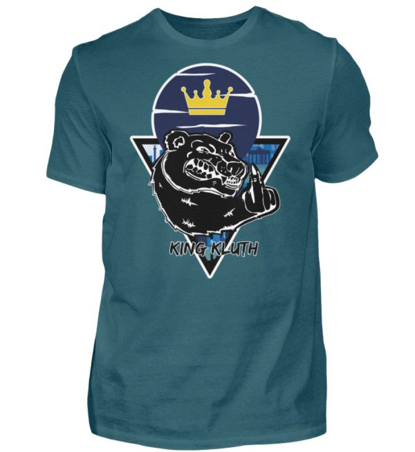 Nickolas Kluth Logo Shirt - Herren Shirt-1096