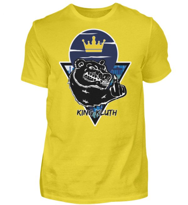 Nickolas Kluth Logo Shirt - Herren Shirt-1102