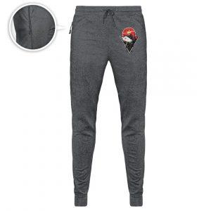 Red Cat Logo Jogginghose - Urban Jogger mit Stick-7009