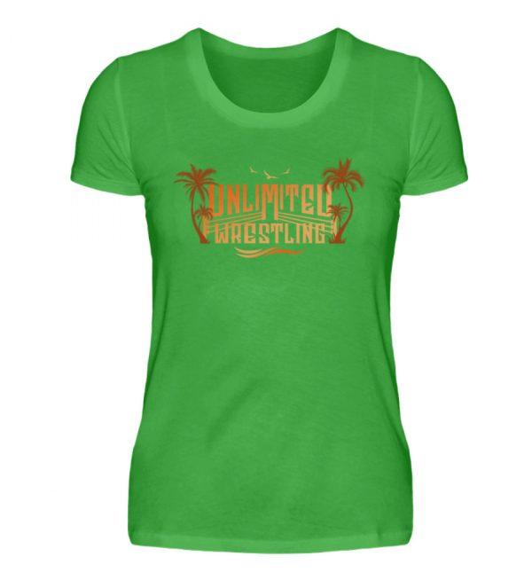 Unlimited Summer Girlie - Damenshirt-2468