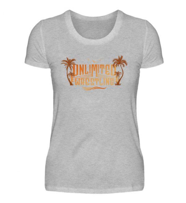 Unlimited Summer Girlie - Damenshirt-17