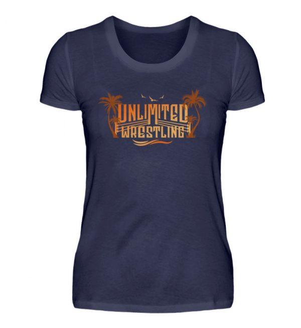 Unlimited Summer Girlie - Damenshirt-198