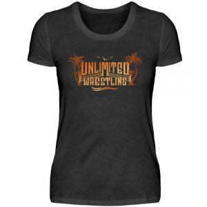 Unlimited Summer Girlie - Damenshirt-16