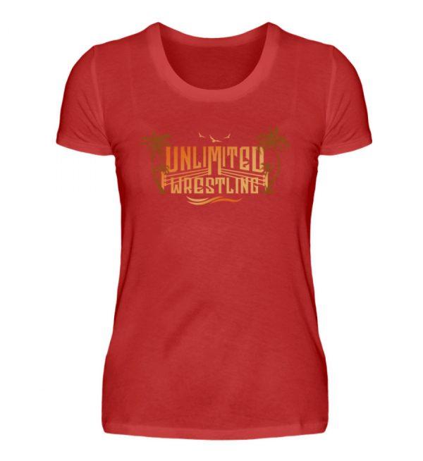 Unlimited Summer Girlie - Damenshirt-4