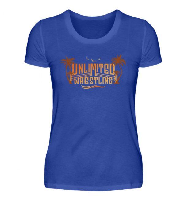 Unlimited Summer Girlie - Damenshirt-2496