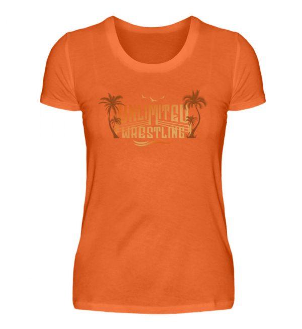 Unlimited Summer Girlie - Damenshirt-1692