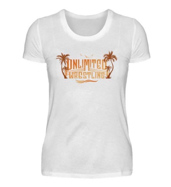 Unlimited Summer Girlie - Damenshirt-3
