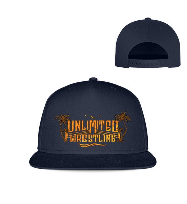 Unlimited Summer Snapback - Kappe-1698