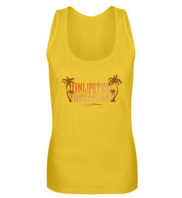 Unlimited Summer Girlie Tanktop - Frauen Tanktop-3201