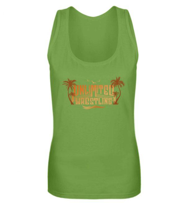Unlimited Summer Girlie Tanktop - Frauen Tanktop-1646