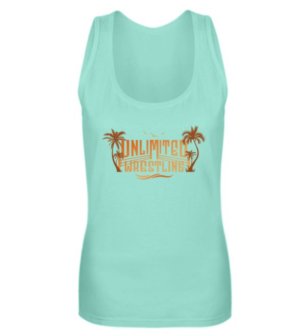 Unlimited Summer Girlie Tanktop - Frauen Tanktop-657