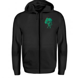 Herbi Vara Ultra Zipper - Zip-Hoodie-16